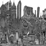Ciudad de tinta y papel