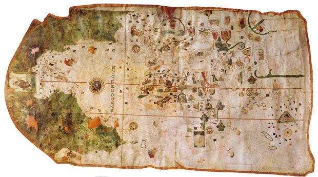 Resultado de imagen de juan de la cosa mapa
