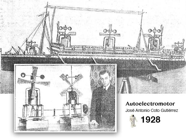 autoelectromotor