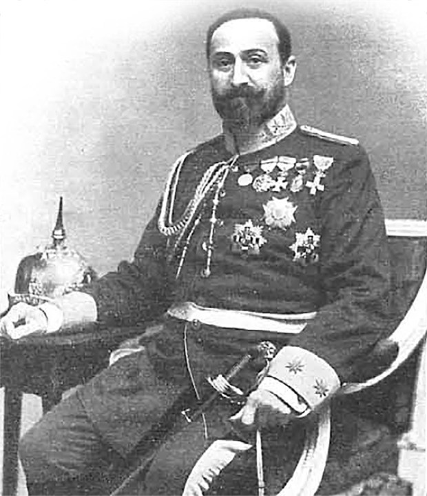 El Conde de Campo-Giro