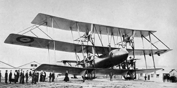 Todo un gigante de 1919.