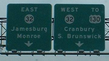 nj straight line diagram electric wiring of car new jersey roads i 95 turnpike ramps these are off exit 8a with the ubiquitous obey law signs and nearly beginning 32 despite that sign diagrams say