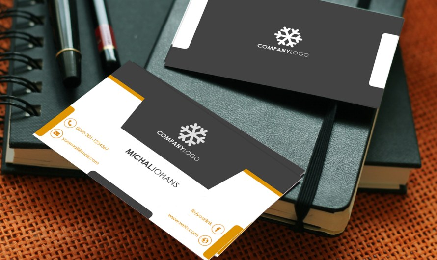 How to Create Business Card Design in Photoshop