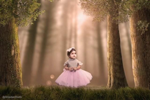 Child Photoshop Photo Manipulation Tutorial