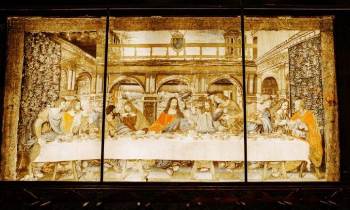 رائعة دافنشي «العشاء الأخير» متاحة للزيارات مجدداً في ميلانو