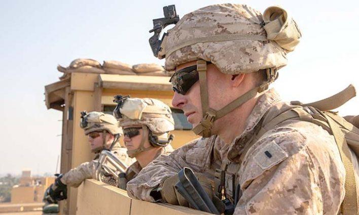 صمت إدارة بايدن حول العراق