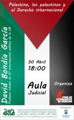 Cartel Derecho Internacional Palestina web-2