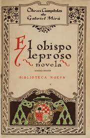 El obispo leproso de Gabriel Miró