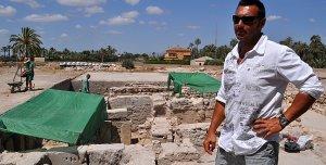 Entrevista a Alejandro Ramos Molina, Director del Parque Arqueológico La Alcudia