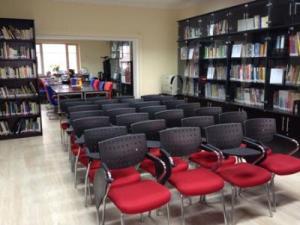 Conoce el Centro de Recursos María Lecea en Pekín