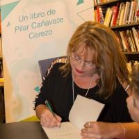 Entrevista a Pilar Cañavate Cerezo, escritora