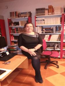 Al habla con Mercedes Carrascosa, Directora de la Biblioteca Pública de Orgaz (Toledo)