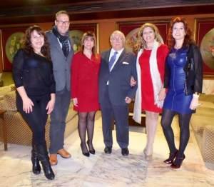 Encuentro literario en Casino de Alicante