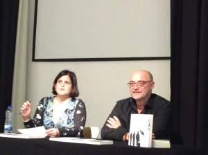 Presentación de la novela El hombre invisible de Miguel Ángel Rodríguez Chulià