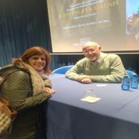 Entrevista a Juan Eslava Galán, escritor