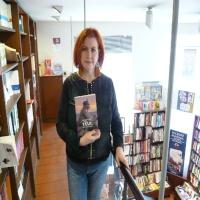 María Viedma y sus novelas: El mar de Salomón y Taxil. Nunca digas la verdad