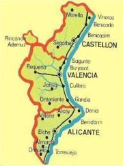 The mediterranean coast - your holidays in Spain