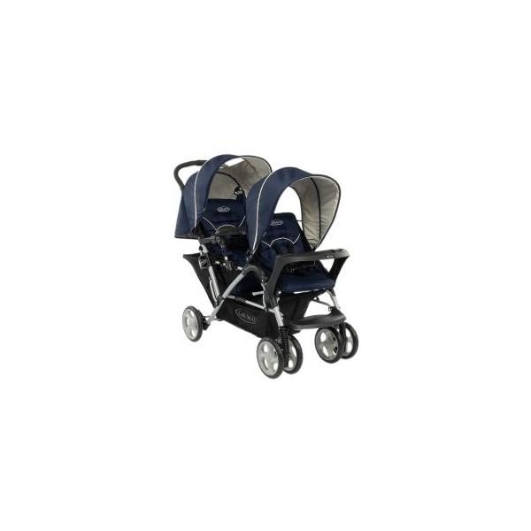Silla gemelar Fuerteventura Alquiler carrito bebe