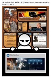 NASA web