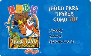 Club del tigre toño sin creatividad en ilustraciones