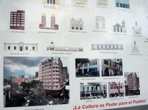 Infografia en Caracas Venezuela