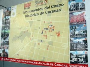 Infografia en Caracas Venezuela 2