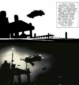 Sin City, del comic al cine…