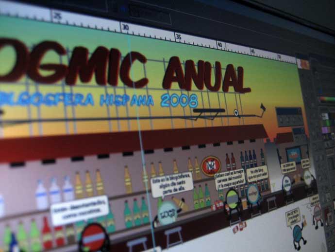 Blogmic Anual - 4o escenario Avance