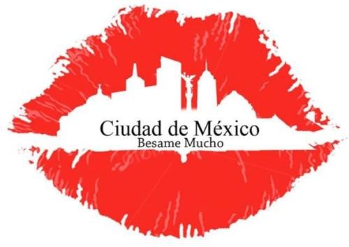Logotipo 5: Ciudad de México siendo devorada