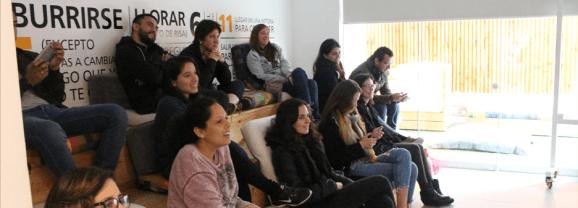 Iniciando un curso sobre Digital Strategy en Lima