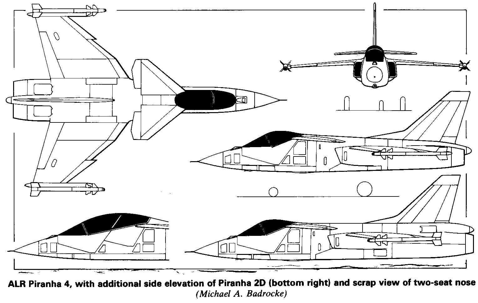 New Airplane That Never Made It