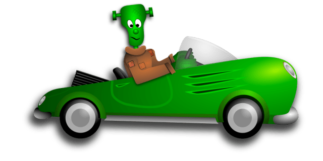 Frankenstein Car