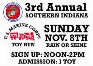 Toys for Tots Top of Flyer