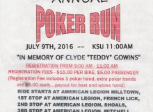 Milltown ALR Run Flyer