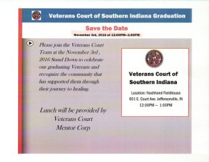 Veterans Court Flyer