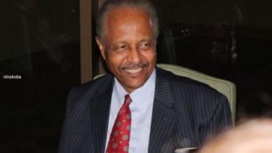 الدكتور التجاني الطيب إبراهيم، وزير الدولة الأسبق بوزارة المالية