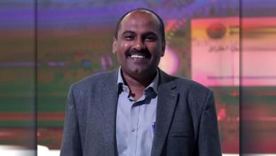 الصحافي محمد الفكي سليمان