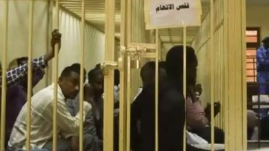 محاكمة المتهمين بتعذيب واغتيال الأستاذ أحمد الخير