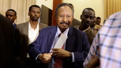 مصادر قالت إن هدف حمدوك هو تشكيل مجلس وزراء متجانس يمثل كل ربوع السودان على أساس الكفاءة والاستقلالية السياسية (الأوروبية)
