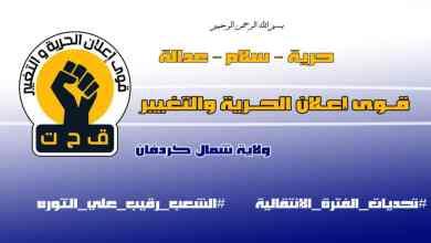 قوى اعلان الحرية والتغيير شمال كردفان