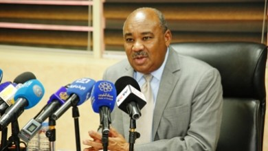 د. إبراهيم البدوي - وزير المالية السوداني