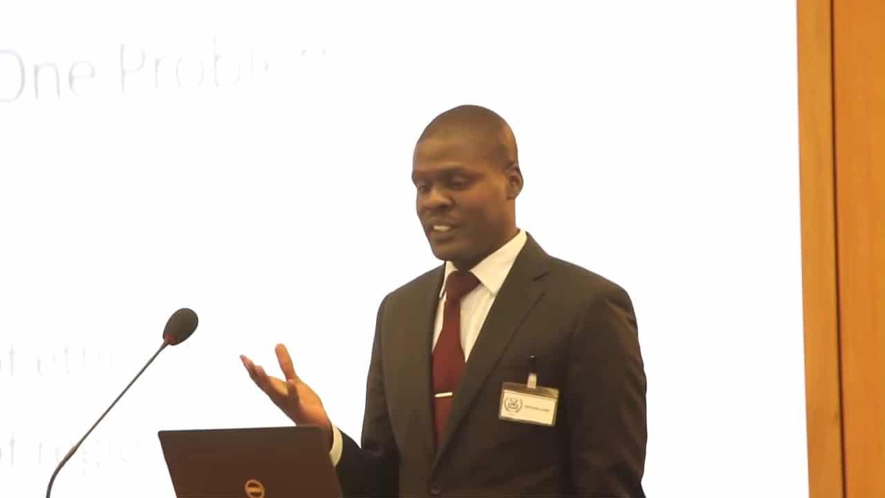 د. نصر الدين عبد الباري - وزير العدل السوداني