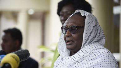 وزيرة الخارجية السودانية أسماء محمد عبدالله