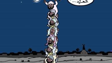 هيئة علماء السودان ... كاريكاتير عمر دفع الله