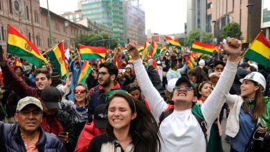 احتجاجات بوليفيا الشعبية