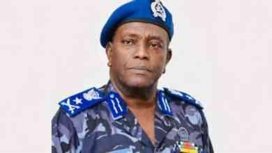 مدير الشرطة عادل بشائر