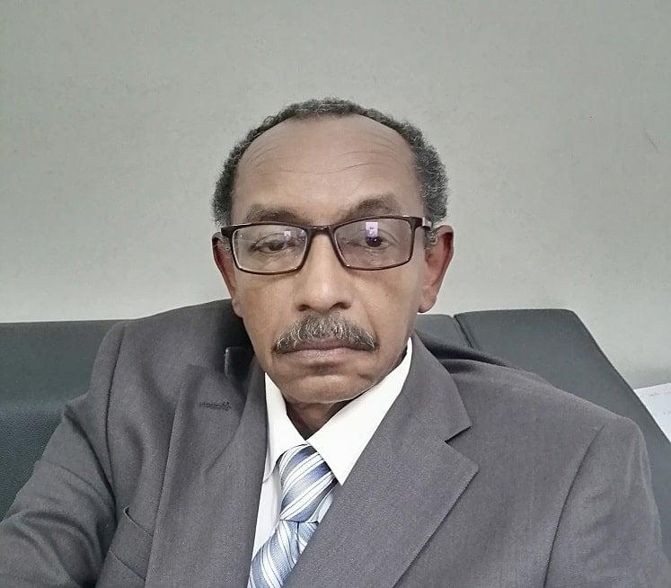د. مبارك مجذوب الشريف