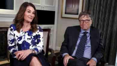 بيل غيتس مؤسس شركة «مايكروسوفت» وزوجته ميليندا