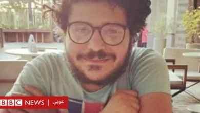"""باحث الماجيستير والناشط الحقوقي المصري """"باتريك جورج"""""""