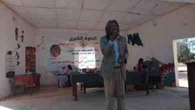 مولانا إسماعيل التاج الناطق الرسمي باسم تجمع المهنيين السودانيين